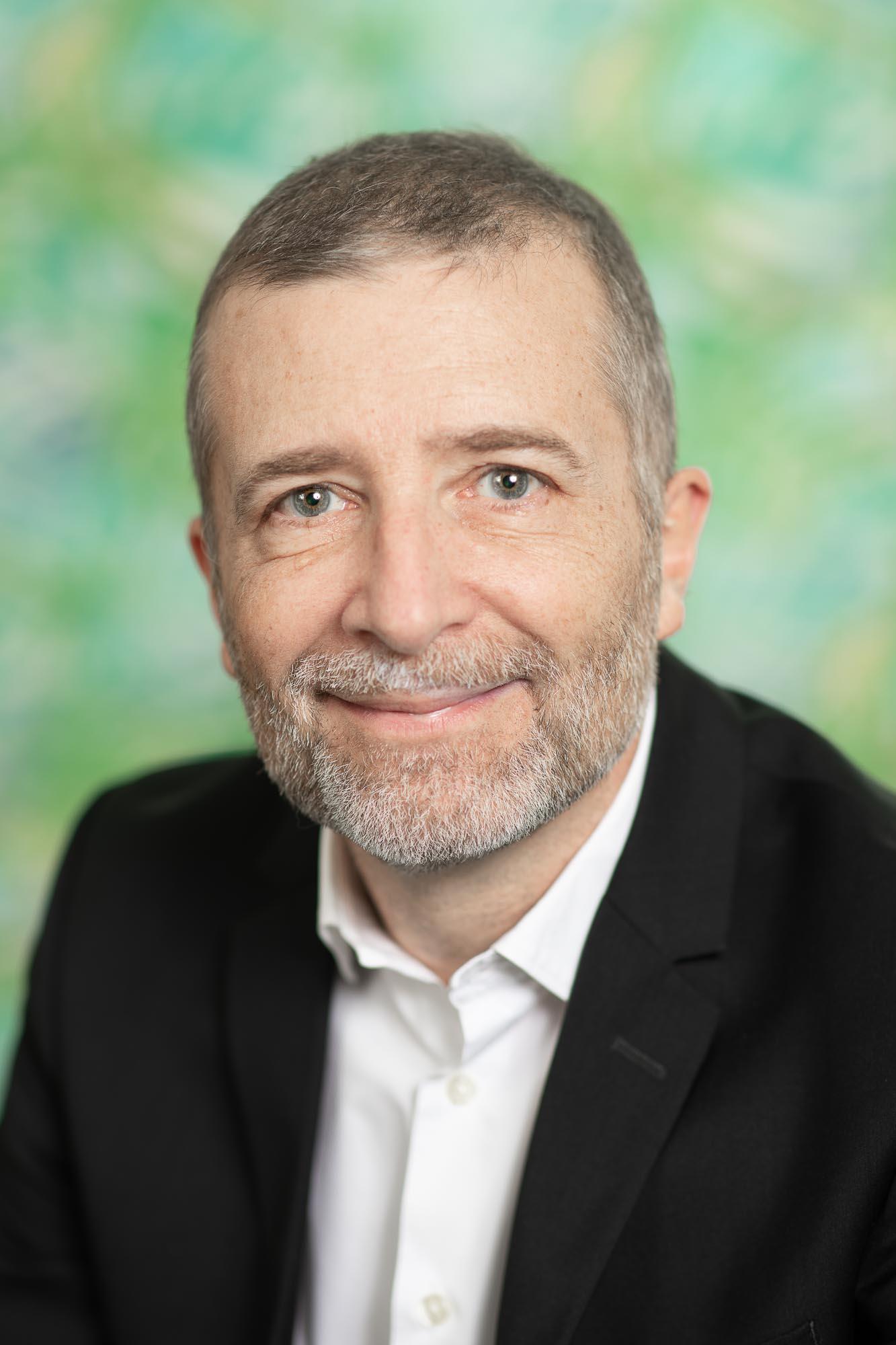 portrait Pascal Konikowski